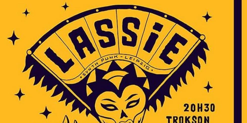 LASSIE + FAUX DEPART