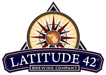 NEW: LATITUDE 42 Brewing Co.