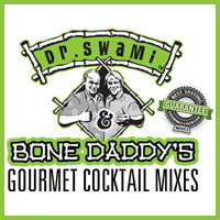 Dr. Swami & Bone Daddy's Gourmet Cocktail Mixes