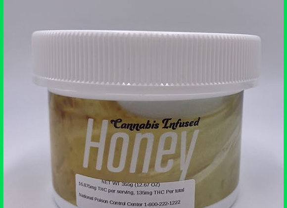 Detroit Fudge Co. - Medicated Honey 135mg