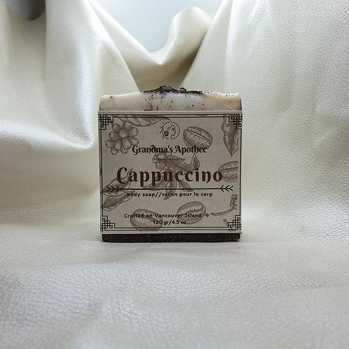 Cappuccino Body Soap