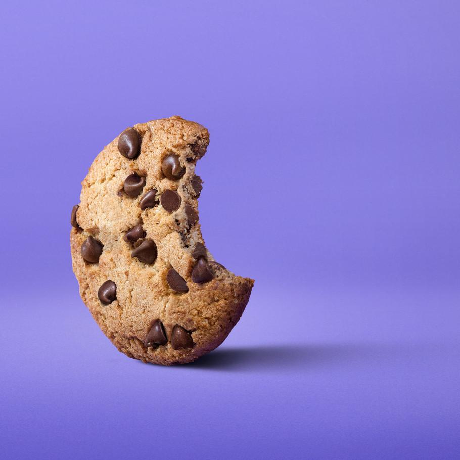 Milka Cookie VAINILLA Tres Cuartos MORDI