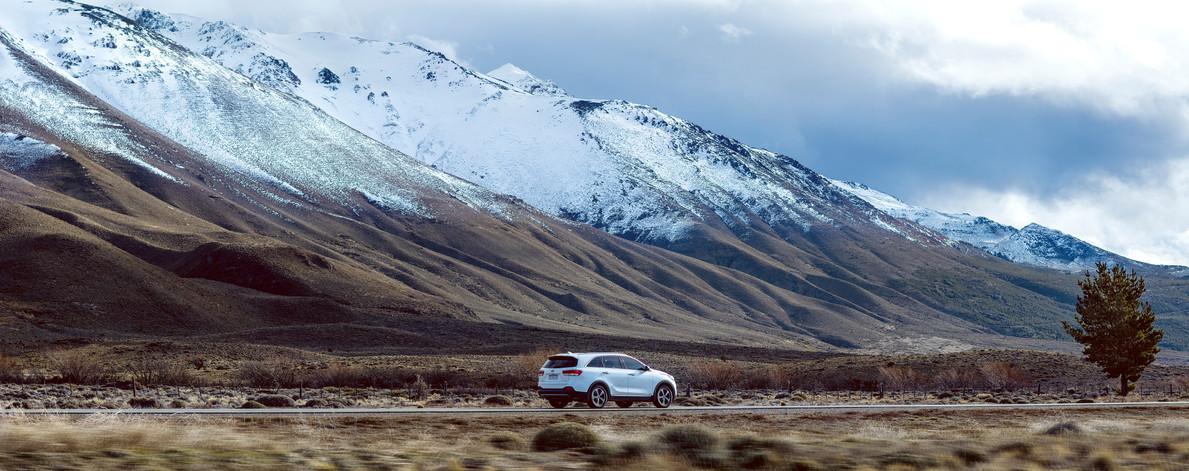 KIA Sorento PATAGONIA Cordillera Fondo.j