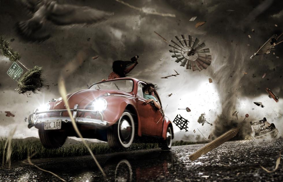 VW TORNADO