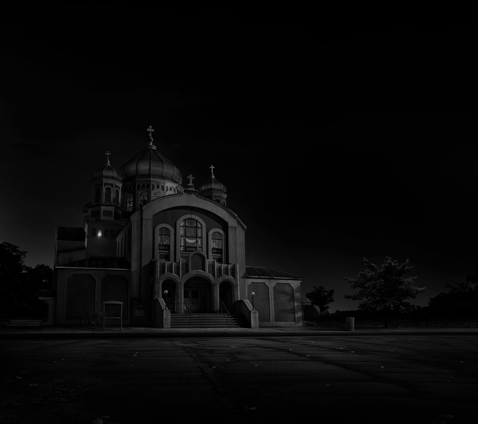 HISTORY CHANNEL - CHURCHES