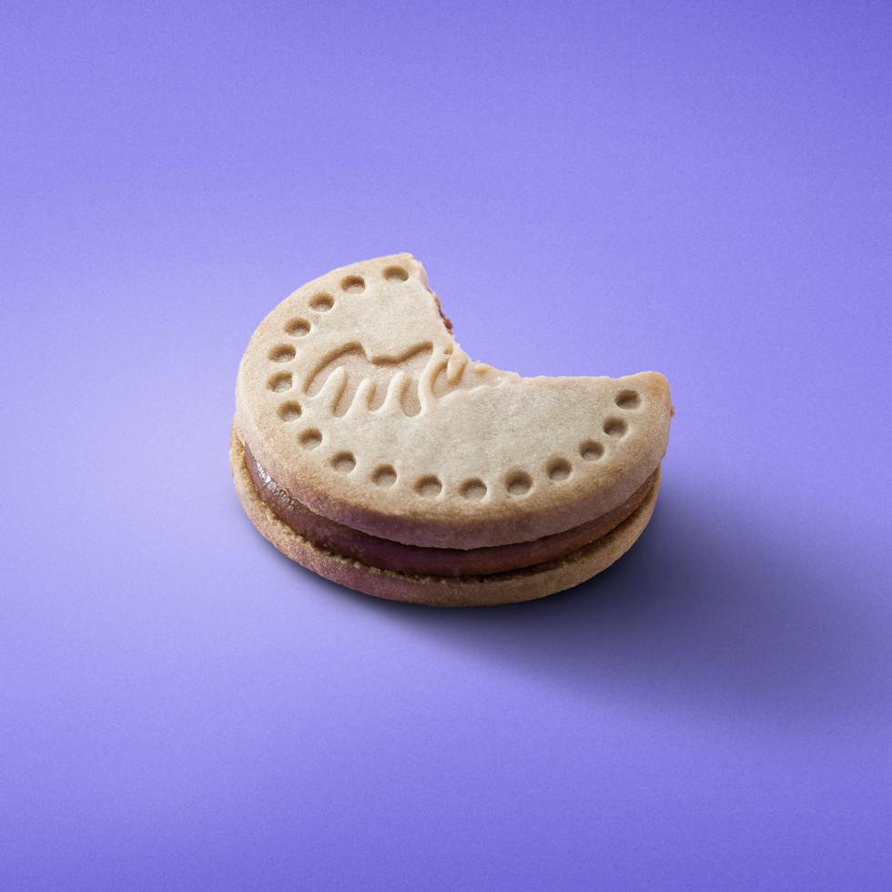 Milka Cookie Mousse VAINILLA ACOSTADA Mo