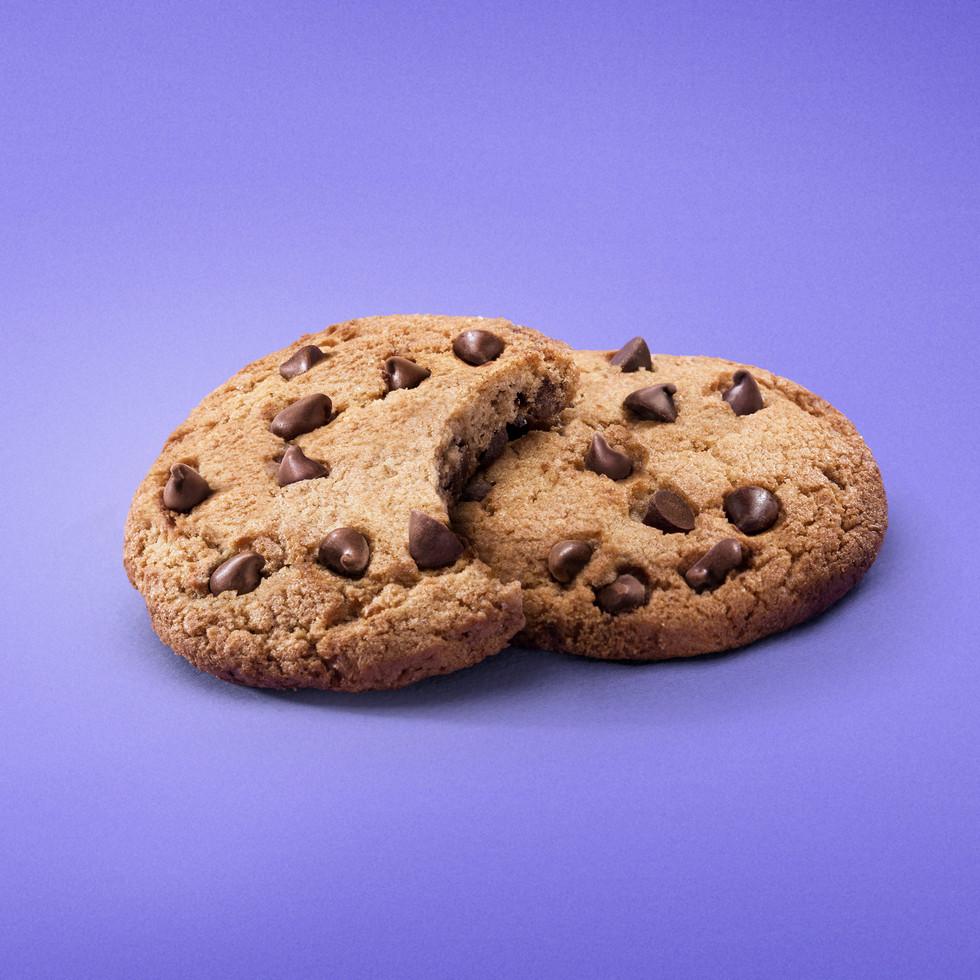 Milka Cookie VAINILLA ACOSTADA Mordida B