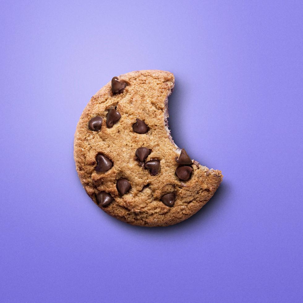 Milka Cookie VAINILLA CENITAL Mordida BA