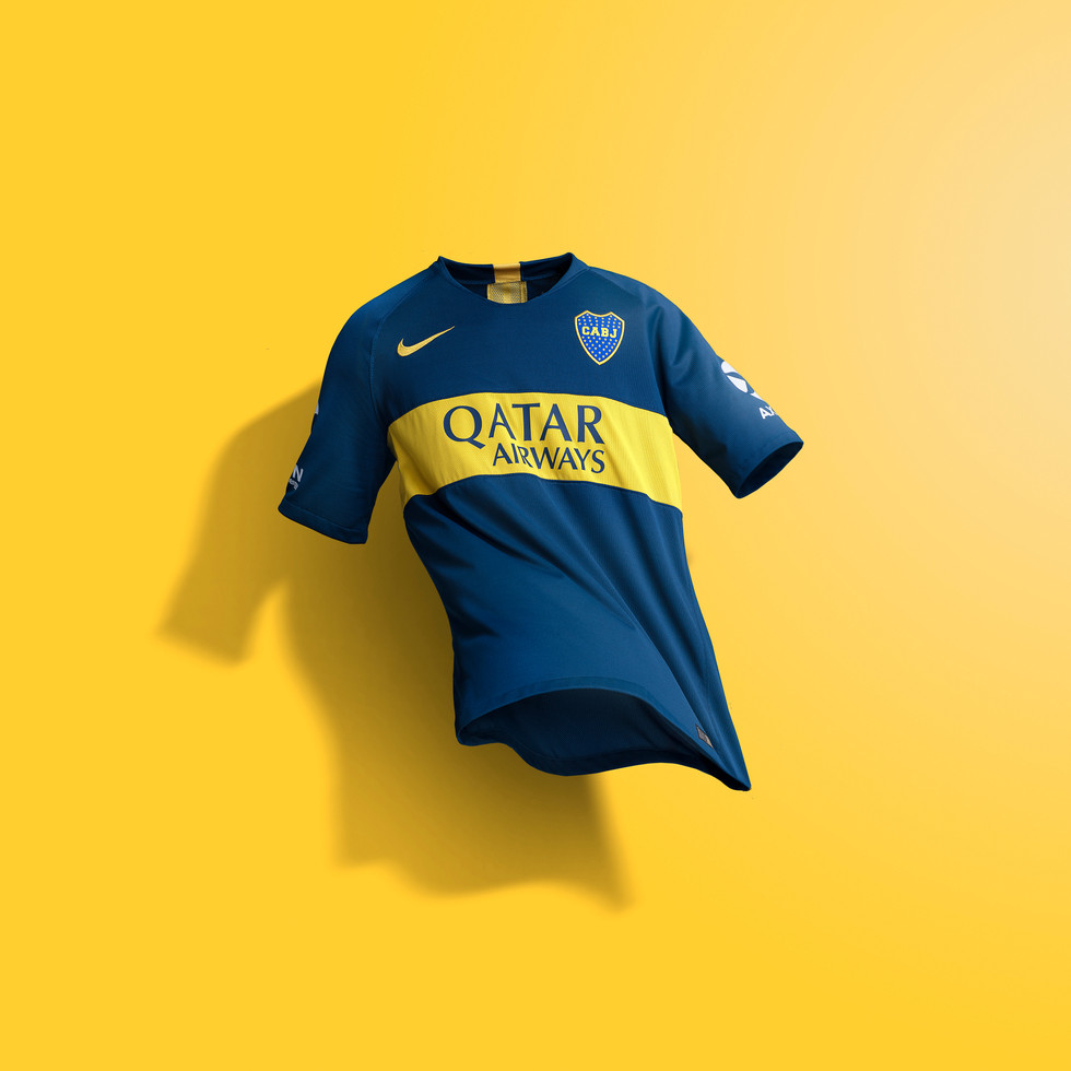 BOCA JUNIORS Home