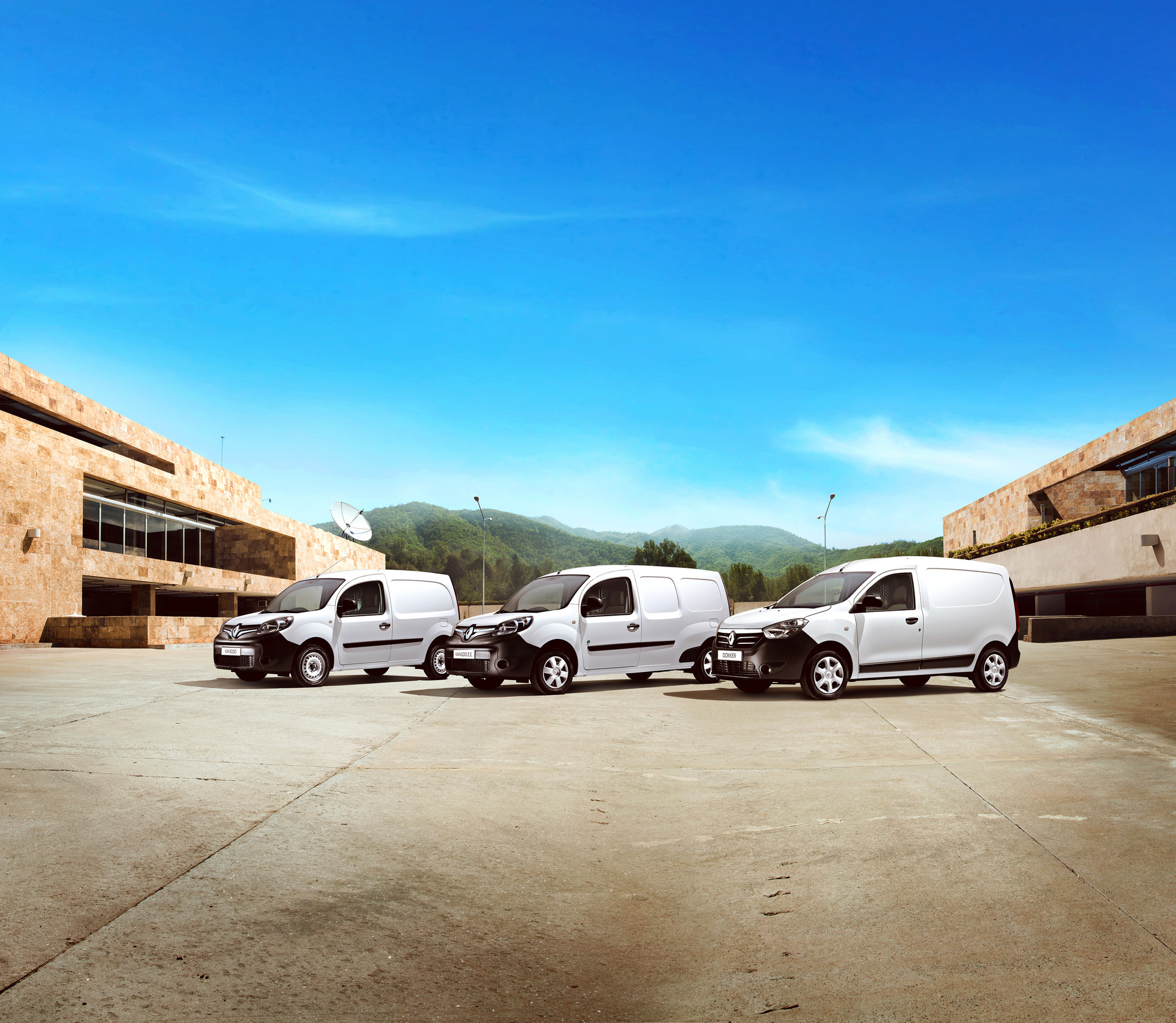 - Comercial vehicles