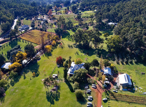Visit the Perth Hills in May