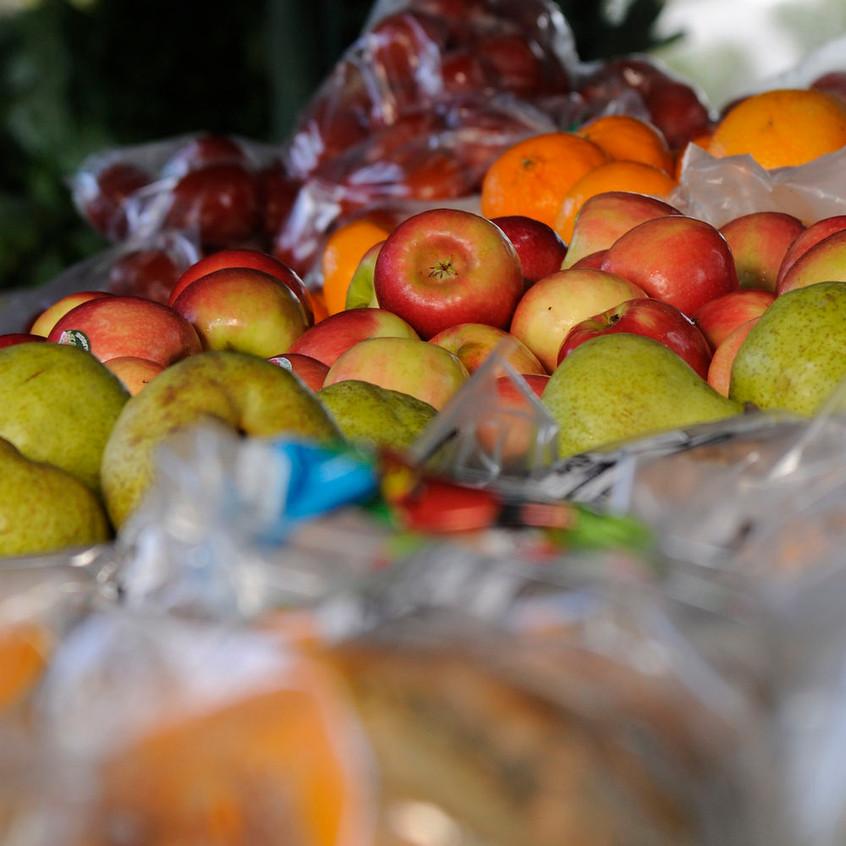 Farmers Market - Fruit Stall