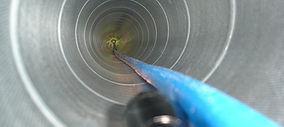 ilmanvaihto kanavan puhdistaminen