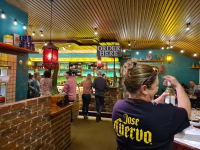 Inside Taco Maria