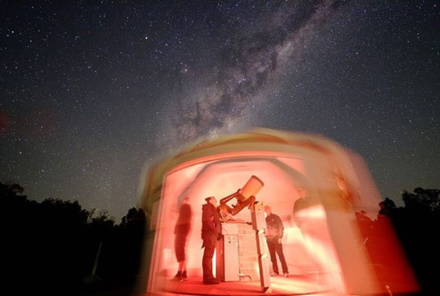 It's Towel Day tomorrow and the Perth Observatory is celebrating Life, the Universe and Everything