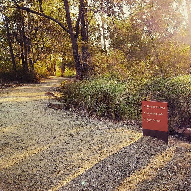 Lions Lookout Walk Trail