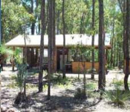Perth Hills Discovery Centre Campground — Beelu National Park