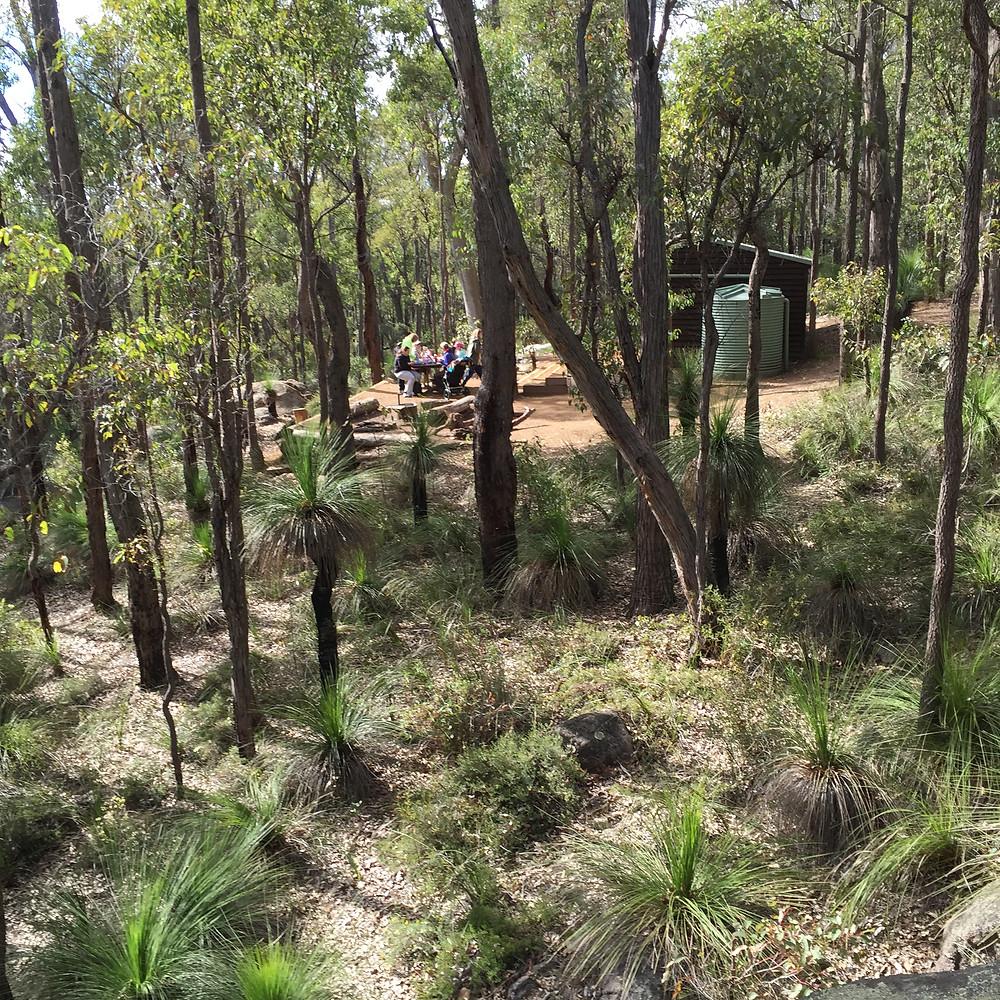 Hewetts Hill Campsite