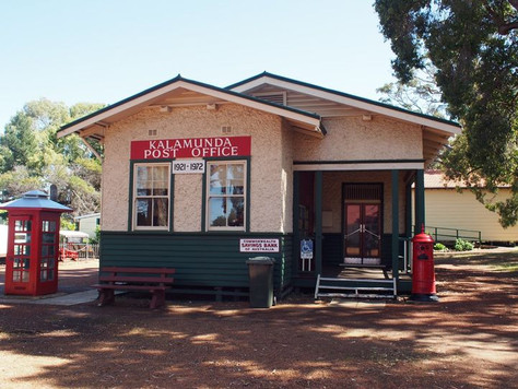 Kalamunda History Village CLOSED