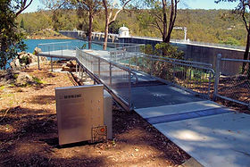 Mundaring Weir Interpretation Precinct
