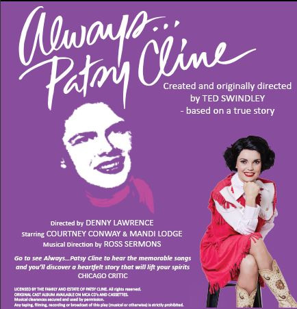 Always …Patsy Cline