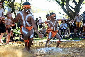 Welcome to Country Performance & Sharing of Culture
