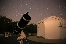 Perth Observatory Night Sky Tour