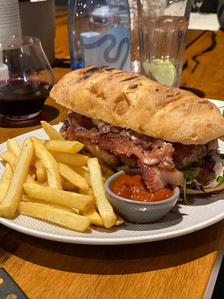 Food from Kalamunda Tap House