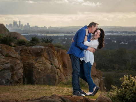 Five Romantic Perth Hills Proposal Destinations