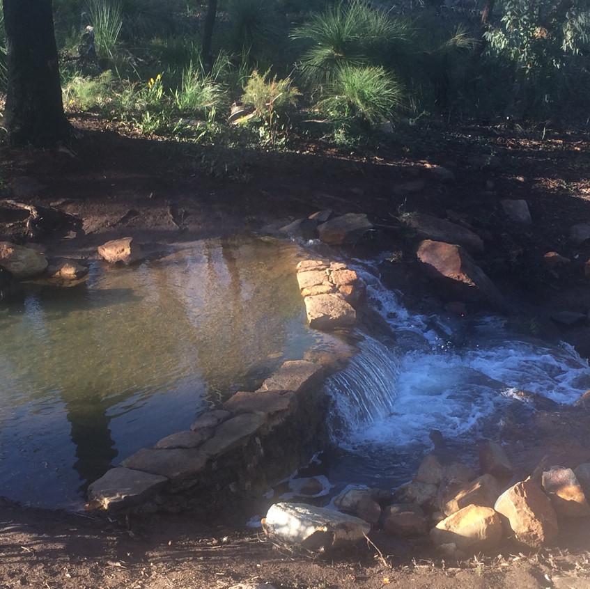 Upper Lesmurdie Falls