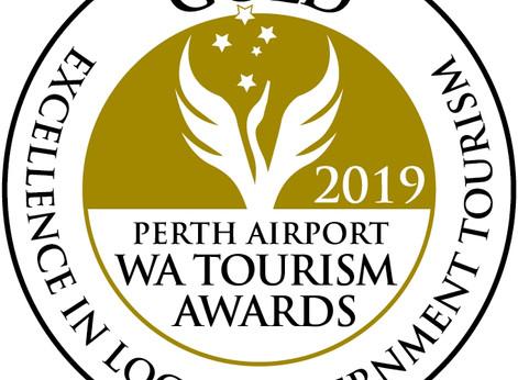 2019 Western Australia Perth Airport Tourism Awards