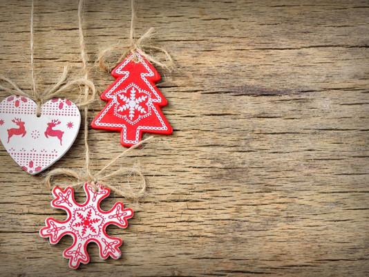 Wishing you a Joyous Festive Season & Wonderful New Year!