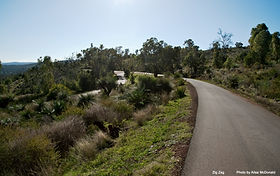 Zig Zag Scenic Trail