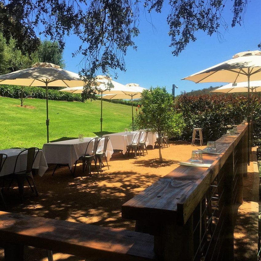 Brookside Vineyard and The Vineyard Kitchen