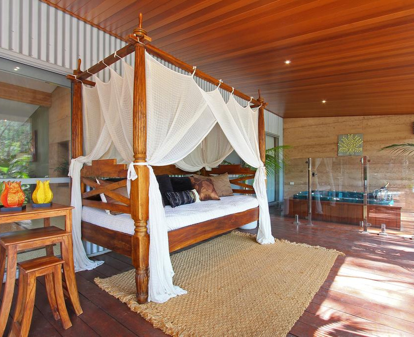A Romantic Weekend away at Hidden Valley Eco Lodge