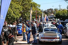 Targa West Rally