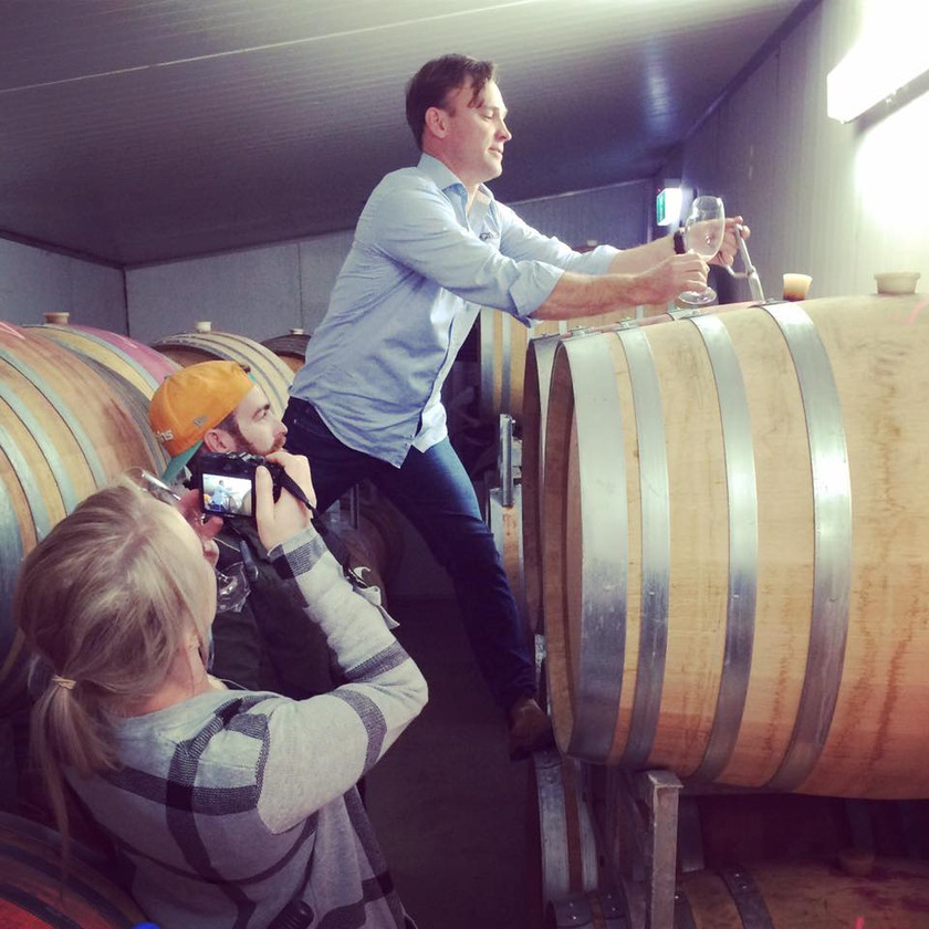 Half-day Bickley Valley Cider & Wine Tour with Up Close and Local Tours.