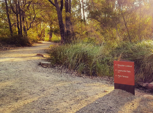Best walking trails close to Perth