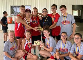 Cross Country Wins!