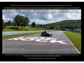 Adrenaline Rush- My Day With The Lime Rock Drivers Club