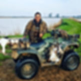 Jim Garcia at Garcia's Hunting Preserves