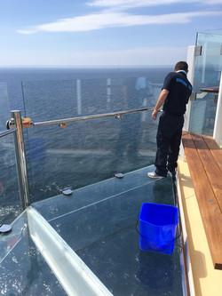 Cruise Ship Deep Clean