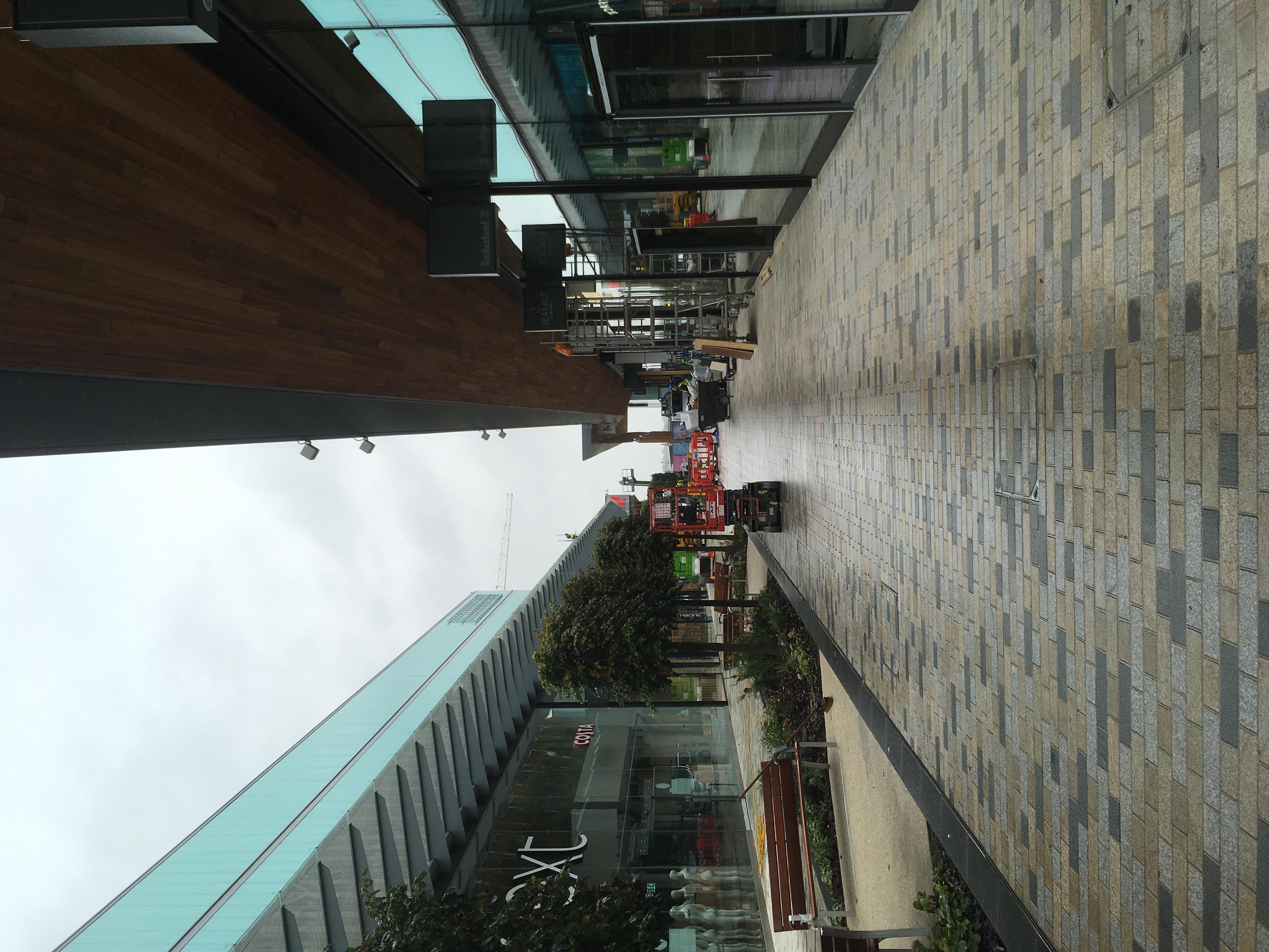 Lexicon - Pedestrian Walkway