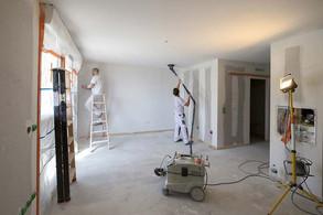 Rénovation intérieure avec mise en peinture à Mudolsheim
