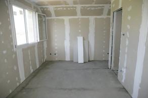 Rénovation intérieure à Wingersheim