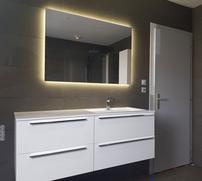 Rénovation de salle de bain à Haguenau