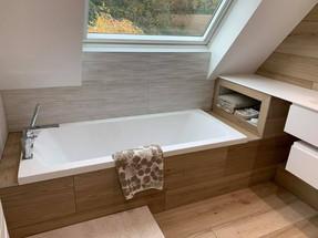 Rénovaion de salle de bain à Hatten