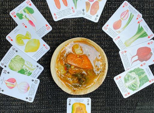 מרק צ'ורבה עם נבטוטים