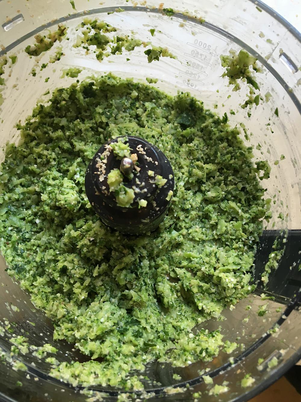 מתכון לפינוקים ירוקים