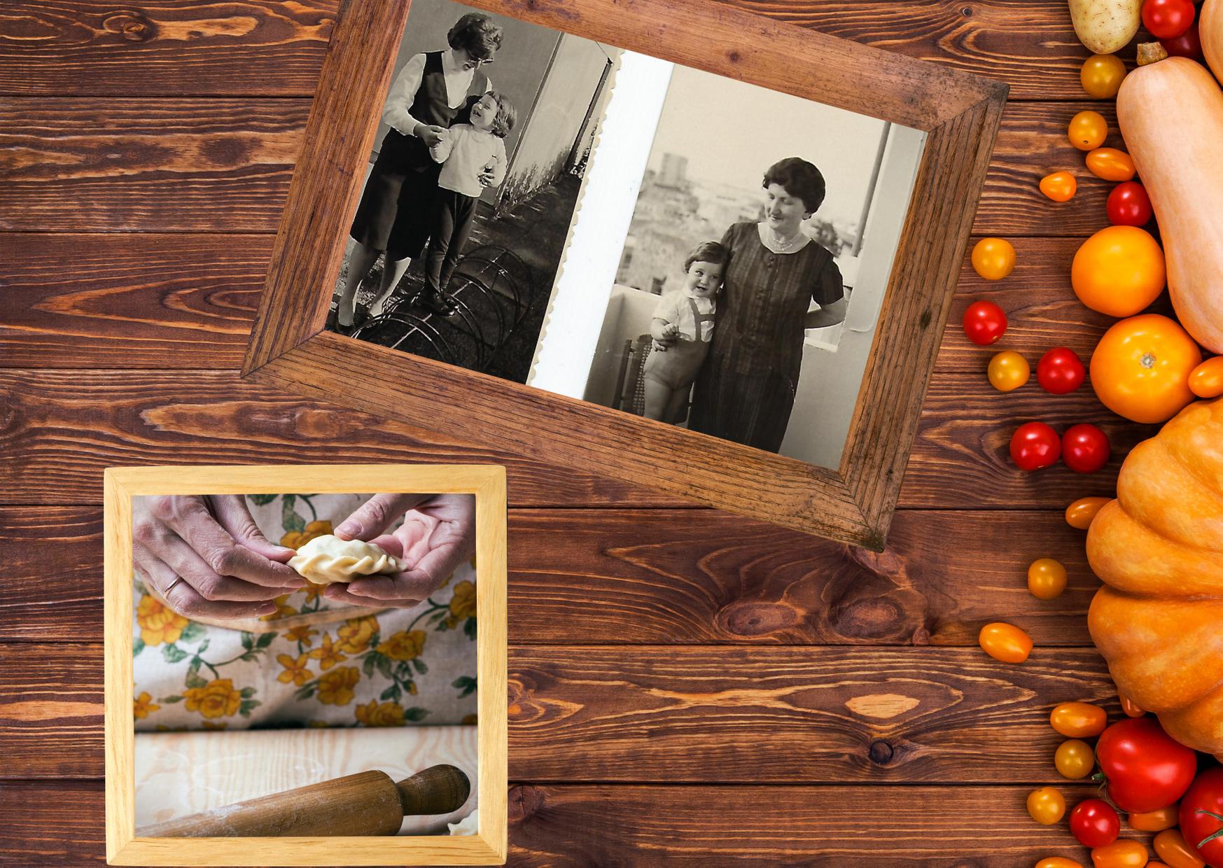 המטבח של אמא וסבתא